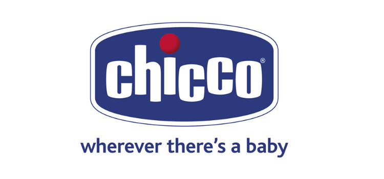 Logo Chicco pour le test du lit pliable Goodnight